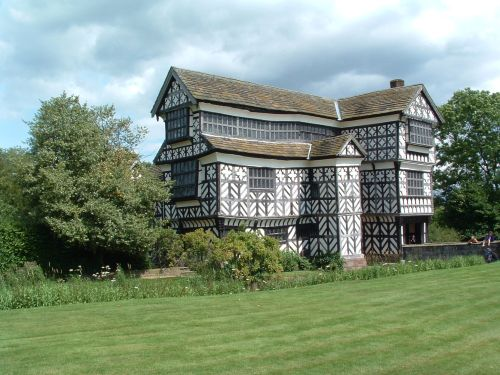 Little Moreton Hall, Congleton, Cheshire