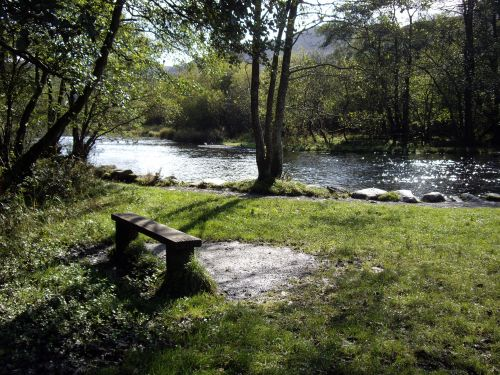 River Rothay at Grasmere