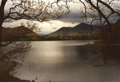 Derwent Water at Keswick (Lake District)