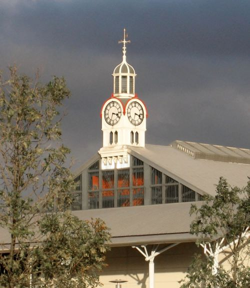 The Clocktower, Dockyard Centre, Chatham, kent