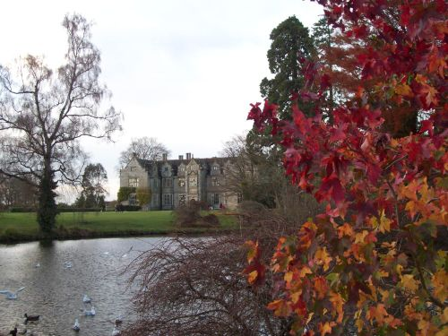 Wakehurst Place in November