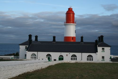 Souter Lighthouse near Sunderland