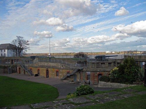 Fort Gardens Gravesend