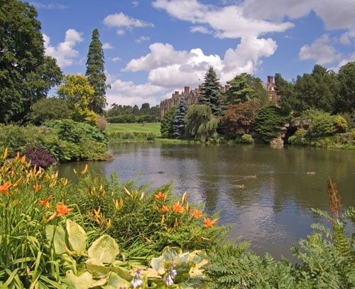 The Upper Lake, Sandringham House