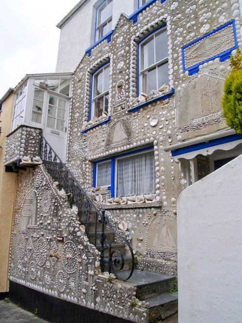 The house of shells