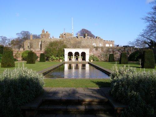 Walmer Castle Gardens.