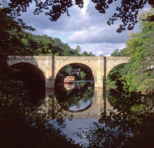 The Prebends Bridge, Durham