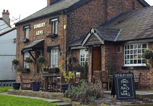 Bunbury Arms, Stoak, Cheshire