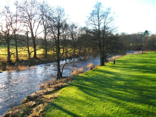 River Hodder at Slaidburn