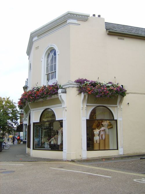 Shops of Newmarket