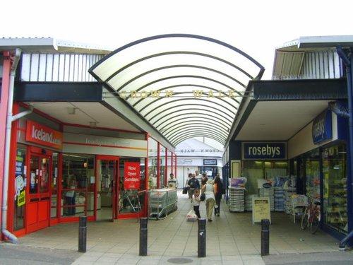 Newmarket Scenes