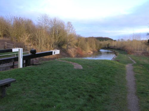 Kennet and Avon Canal at Hungerford