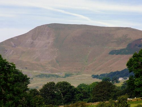 Mam Tor from Castleton