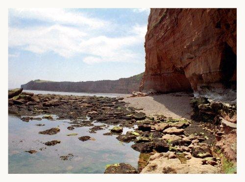A Devon beach