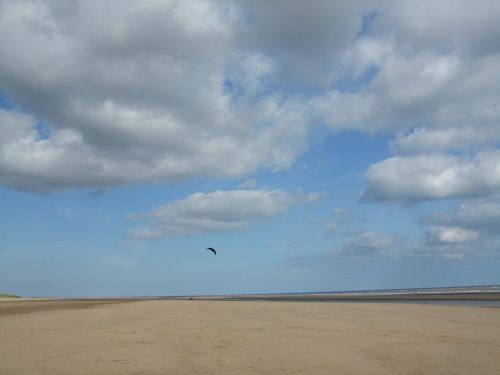 Mablethorpe sands