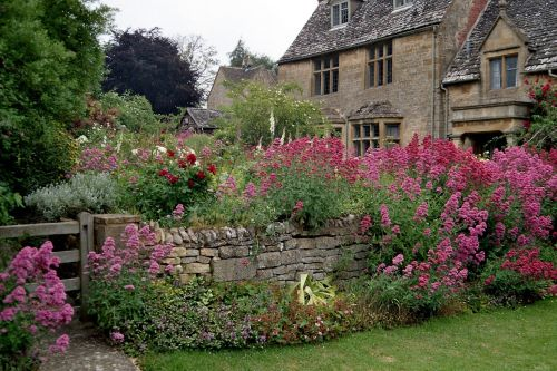 Garden in Chipping Campden