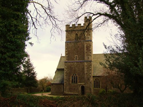 Church at Yelverton