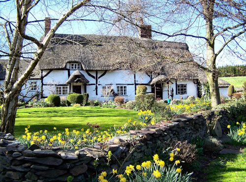 Pestilence Cottage, Woodhouse,Leicestershire