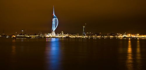 Spinaker Tower