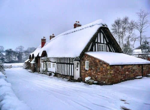 Thatched Cottage in Newtown Linford, Leicestershire
