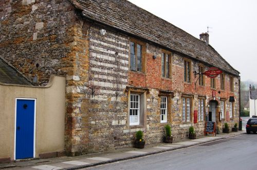 The New Inn, Cerne Abbas