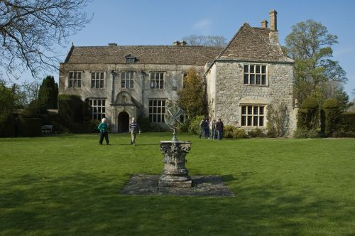 The Manor House Avebury