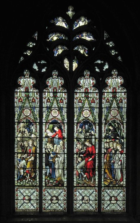 Minster window 2