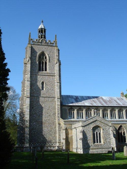 Necton Church, near Swaffham, Norfolk