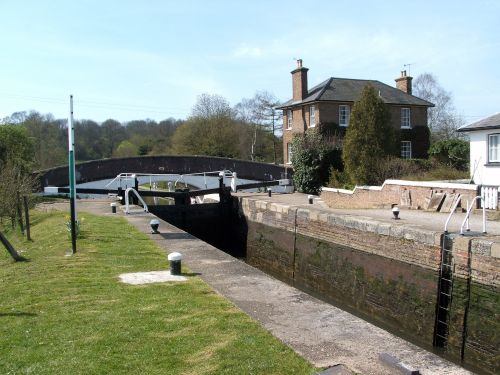 Stockers Lock, Rickmansworth