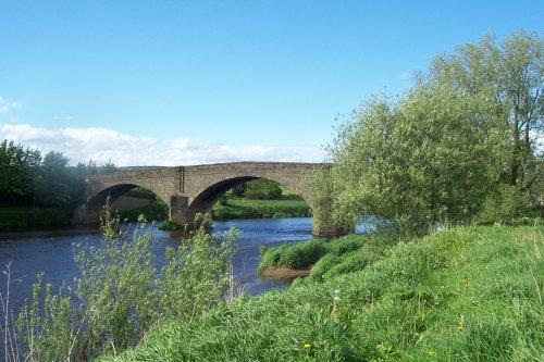 Ribble Bridge at Ribchester