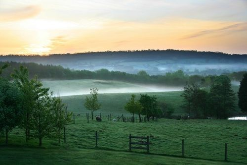 Teme Valley Sunrise