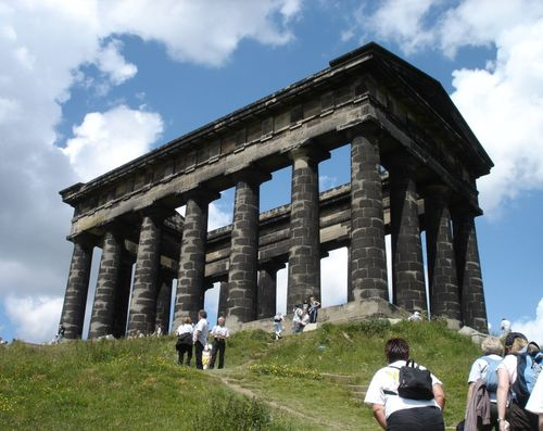 Penshaw Monument 14th June 2009