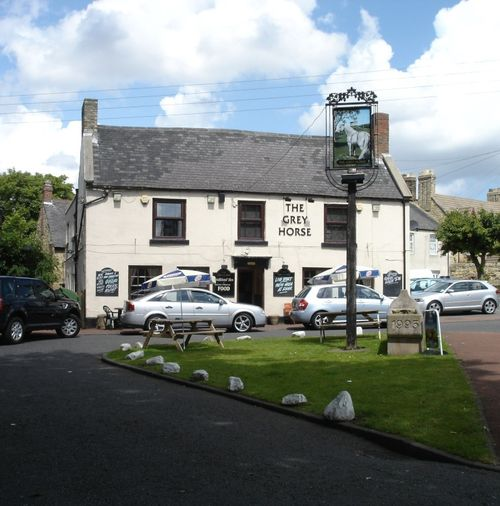 The Grey Horse Pub, Penshaw, County Durham
