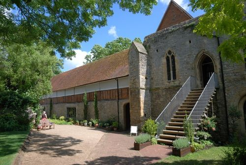 Abingdon Abbey - July 2009