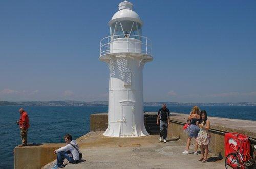 Brixham Harbour Lighthouse - June 2009