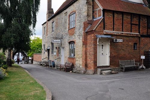 Dorchester on Thames, Oxfordshire