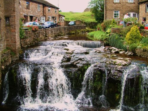 River Falls in Hawes