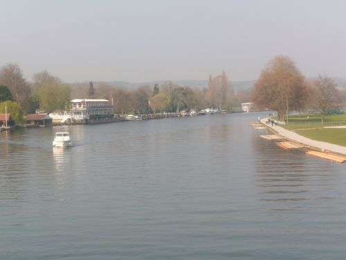 The River Thames at Henley