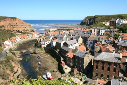 Staithes, North Yorkshire
