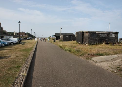 A view of Aldeburgh
