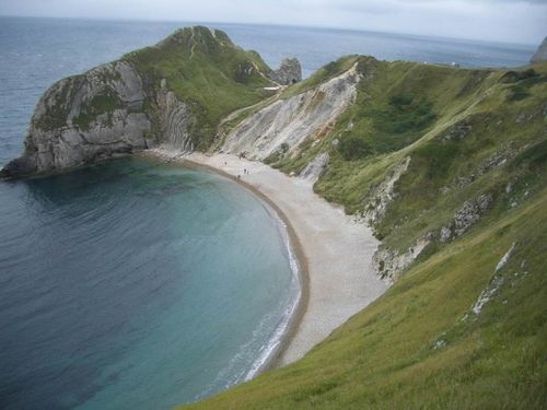 South West Coast path W. Lulworth