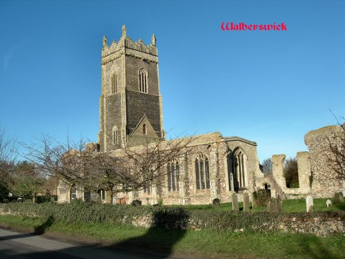 St. Andrews Church Walberswick