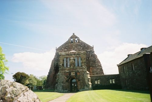 The Abbey in Holme Cultrum
