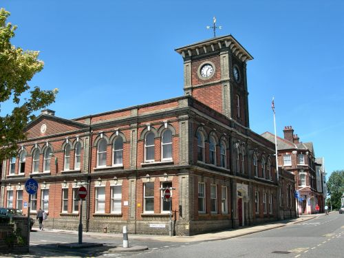 Lowestoft Town Hall
