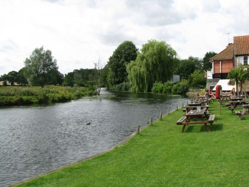 River Bure at Coltishall