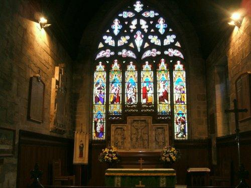 Sudbury Church, Derbyshire