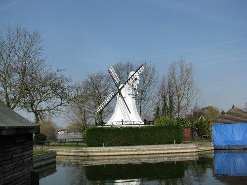 Horning Windmill.