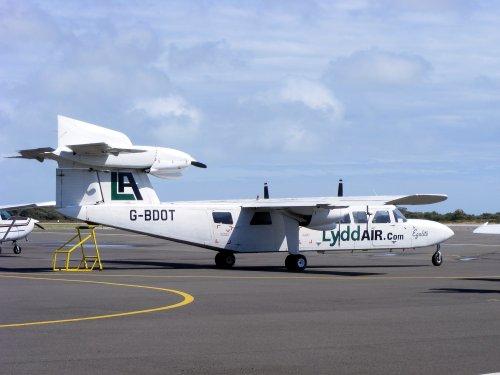 Авиакомпания Лиддэйр (Lyddair).2