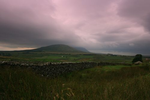 Ingleborough and Whernside
