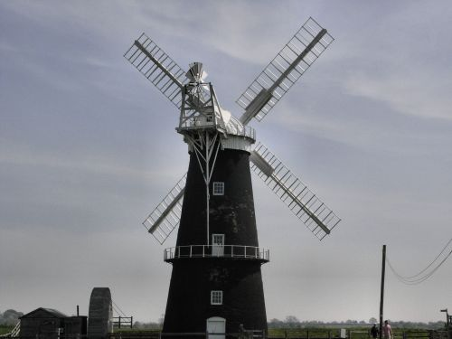 Reedham Berney Arms Windmill